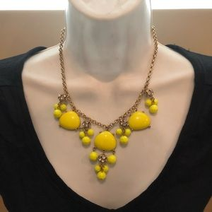Fun Neon yellow necklace